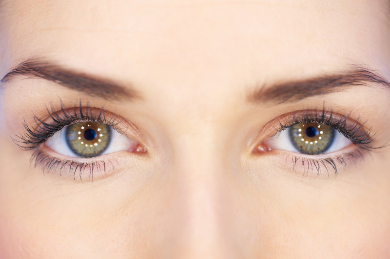 Do People With Hazel Colored Eyes Have Natural Eye Bags