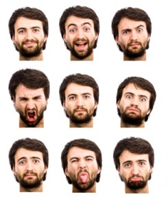 'No Sweat Public Speaking!' - Facial Expressions