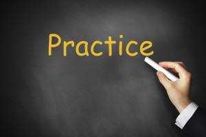 Practice Makes. . .